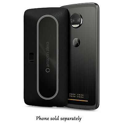 Motorola Moto Mod Amazon Alexa Smart Speaker for Moto Z Phones