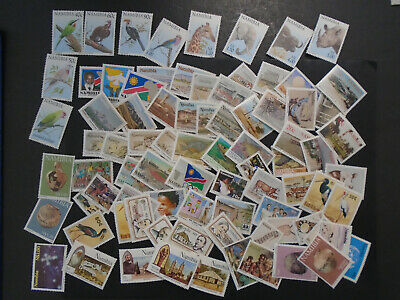 Namibia Small Lot Mnh/ Mlh Stamps