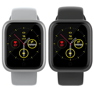 Smartwatch Orologio Gt1 Smart Band Fitness Tracker Cardiofrequenzimetro Sport