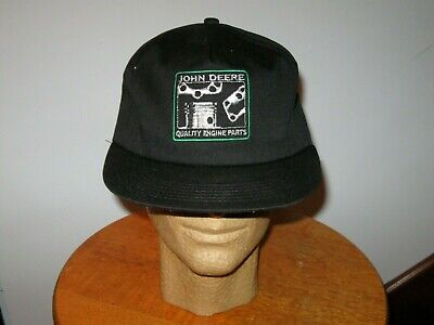 Vintage John Deere JD Snap Back Patch Trucker Hat Cap K-Products USA