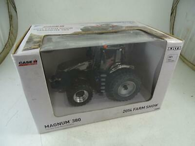2014 Farm Show Magnum 380 Ertl Case 1/32 Scale Tractor Model Toy Die Cast TOMY