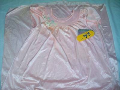 NEW Womens Small VAL MODE Nightgown Long Length