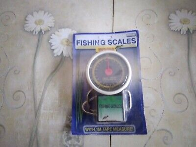 Weighing Scales 22kg / 50lb and 1m measure
