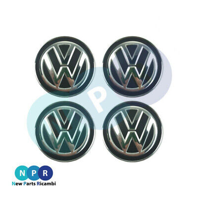 Kit 4 Calotte Coprimozzo Best Price Volkswagen Golf 7 T-Roc
