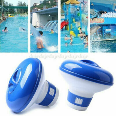 Chlorine Bromine Tablets Floating Dispenser Floater Spa Hot tub Swimming Pool