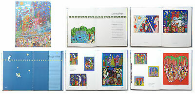 James Rizzi - The New York Paintings - Buch in englischer Sprache