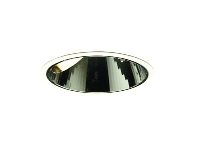 3 x RECESSED WHITE 28CM WALLWASHER CEILING LIGHTS NEW