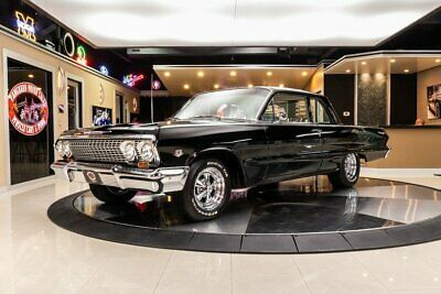 1963 Chevrolet Biscayne  Frame Off Restored! GM 348ci V8 w/ Dual 4bbl Carbs, 4-Speed Manual, Posi, PS, PB