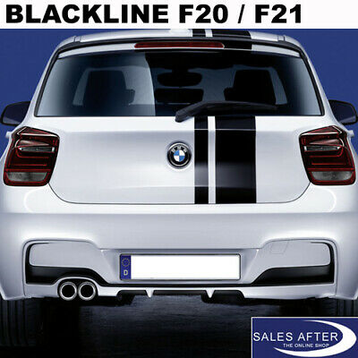 Original BMW 1er F20 F21 M Performance Heckleuchten Blackline Rückleuchten