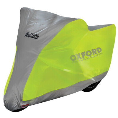 Oxford Aquatex Indoor / Outdoor Large Motorcycle Motorbike Cover (Cv204)