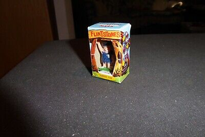 Marx vintage mint/box Traffic Cop Flintstones Figure pristine 60ies Top