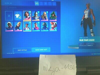 Fortnite account Full Access |10 skins|