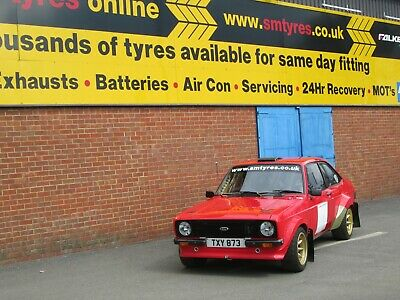 Ford Escort Mk11 Rally Car Gp4 Race Rally Track Classic