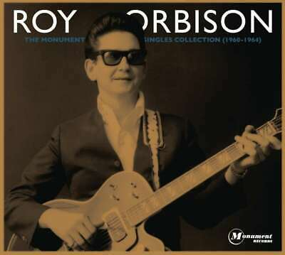 Roy Orbison-The Monument Singles Collection CD CD+DVD, Box set  Very Good
