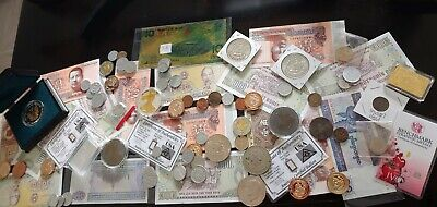 Estate Sale! Ase,Morgan Medals Silver Gold Platinum Ruth Mixed Lot Of Many Items