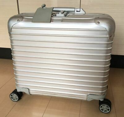 Rimowa Carry-On 4-Wheel Business Trolley Suitcase