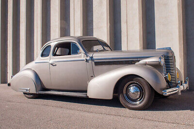 1938 Buick Eight Coupe Restomod 1938 Buick Eight Business Coupe Restomod