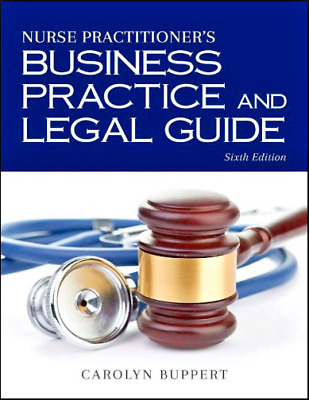 Nurse Practitioner's Business Practice and Legal Guide 6th Ed (E-version)🥇??