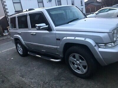 LPG Jeep Commander 7 seater 5.7 Hemi V8