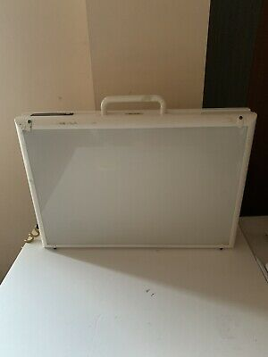 -Vintage- Light Box Case Laboratory Film Vierver Illuminator