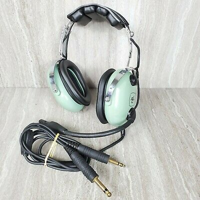 David Clark H10-20 Noise Attenuating Headset/Microphone