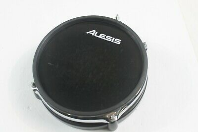 "Alesis DM10 Studio Electric Drum Set- Dual Zone 8"" Tom Drum Pad  #R2854"