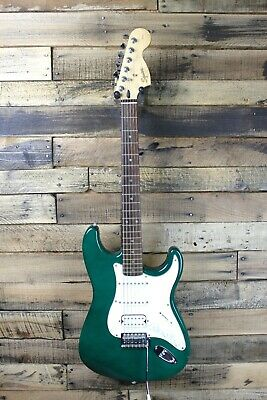 Squier by Fender Standard Fat Strat SSH Stratocaster Electric Guitar  #R5161