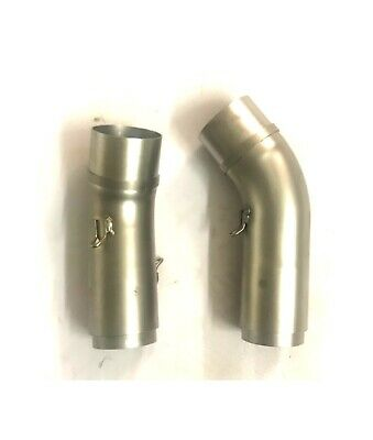 Ducati 848 1098 1198 Termignoni Slip-On Exhaust Pipes Inlets