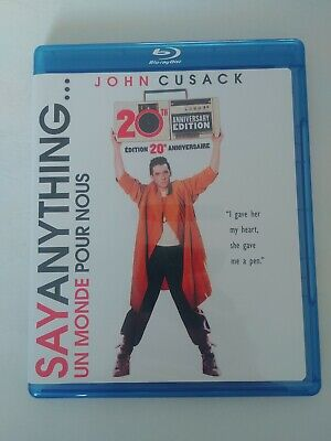 Say Anything Blu-ray Disc 20th Anniversary Edition