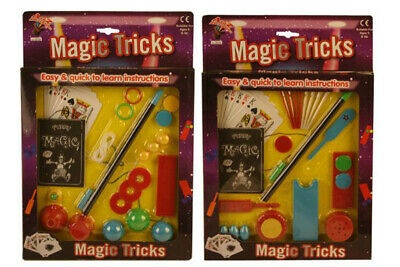 A to Z Assorted Magic Tricks Exciting Astounding Funny Kids