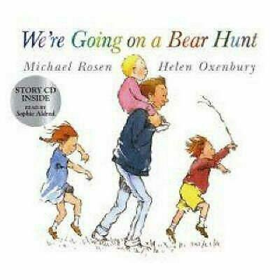 We're Going on a Bear Hunt by Michael Rosen (English) Book & Merchandise Book Fr