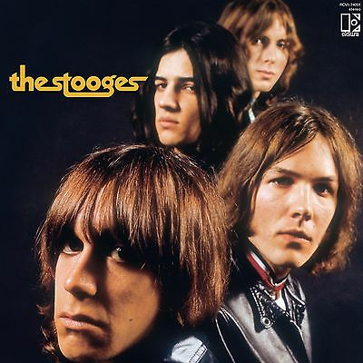 The Stooges self titled 1969 Debut NEW SEALED LP on colored vinyl w/ Download