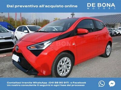 Toyota Aygo 5p 1.0 x-business 72cv