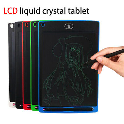 Portable Drawing Writing Tablet LCD Pad Digital Graphic Drawing Tablets Board