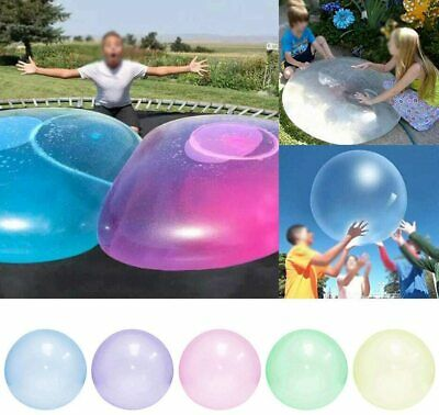 120cm  Inflatable Wubble Bubble Ball Soft Stretch Large Outdoor Water Balloons