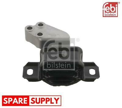Engine Mounting For Smart Febi Bilstein 32514