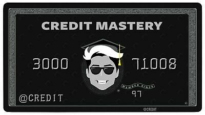 """Stephen Liao – Credit Mastery """" The PHD of the Credit Game """" Value: 997.00 $"""