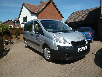 peugeot expert wheelchair access  vehicle low miles