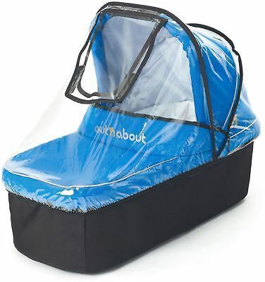 Outnabout OUT'N'ABOUT RAINCOVER- CARRYCOT Pushchair Pram Accessory BN