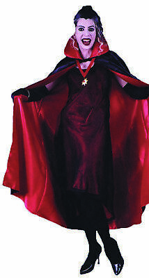 Cape 56 Inch Deluxe Red  Costume