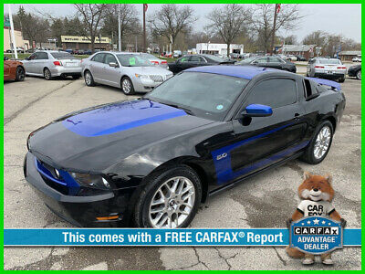 2012 Ford Mustang GT Premium 2012 GT Premium Used 5L V8 32V Automatic RWD