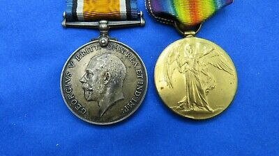 Original British WWI Group of Two, GRAEB, R.A.F.