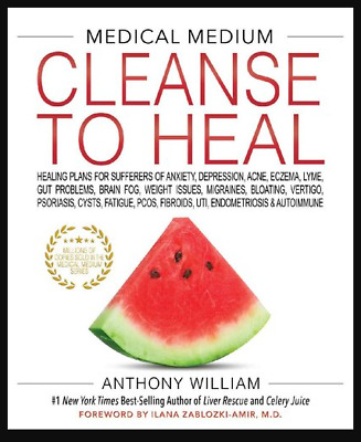 🔥 🔥Medical Medium Cleanse to Heal 2020 P|D|F 🔥🔥