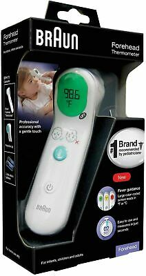🔌 Braun BFH175 Forehead Thermometer NEW Free Shipping - SAME DAY - IN HAND