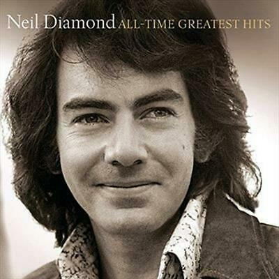 All Time Greatest Hits - Neil Diamond Compact Disc Free Shipping!