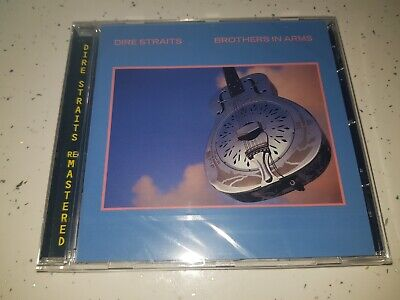 Dire Straits  - Brothers in Arms  - Remastered  CD  Album -   (Brand New )