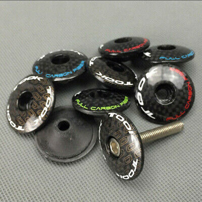 "1pcs Bike Bicycle Cycling Steer Tube Headset Aluminum Star Nut 1 1//8/"" 28.6mm  Jf"