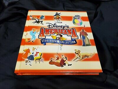 Disney's Americana Storybook Collection Hardcover Children's Bedtime Book