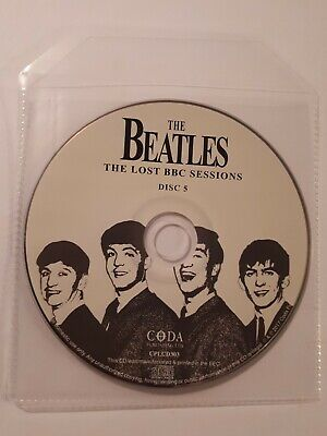The Beatles - The Lost BBC Sessions (Cd, Disc Only) Brand new not sealed.