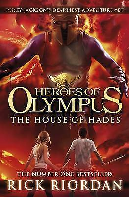 The House of Hades (Heroes of Olympus Book 4) by Rick Riordan (Paperback, 2014)